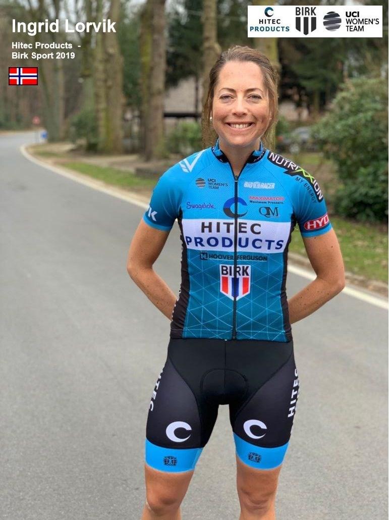 Ingrid Lorvik