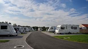 Bridlington Caravan Club Site - CAMC