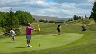 Bentham Golf Course