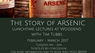 Lunchtime Lectures with Tim Tubbs (Feb/March)