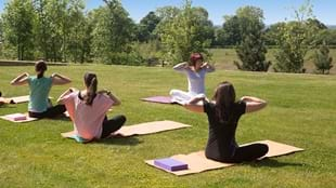 Yoga & Relaxation Weekend Retreat