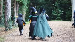 THORP PERROW - SPOOK-TACULAR HALLOWEEN TRAIL