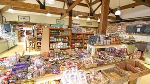 Farmshop at Drewton's