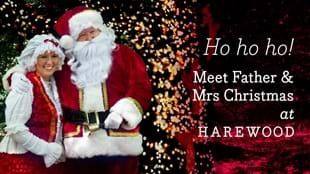 Harewood at Christmas: Music & Merriment with Father Christmas