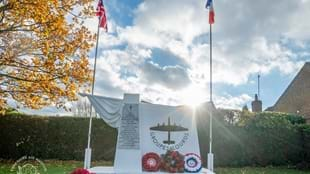 Remembrance Sunday at The Yorkshire Air MUseum