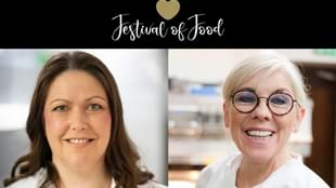 Ladies Night: The Fashion of Food with Frances Atkins and Ellie Richmond