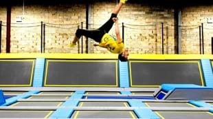 Spring into action at Oxygen Freejumping