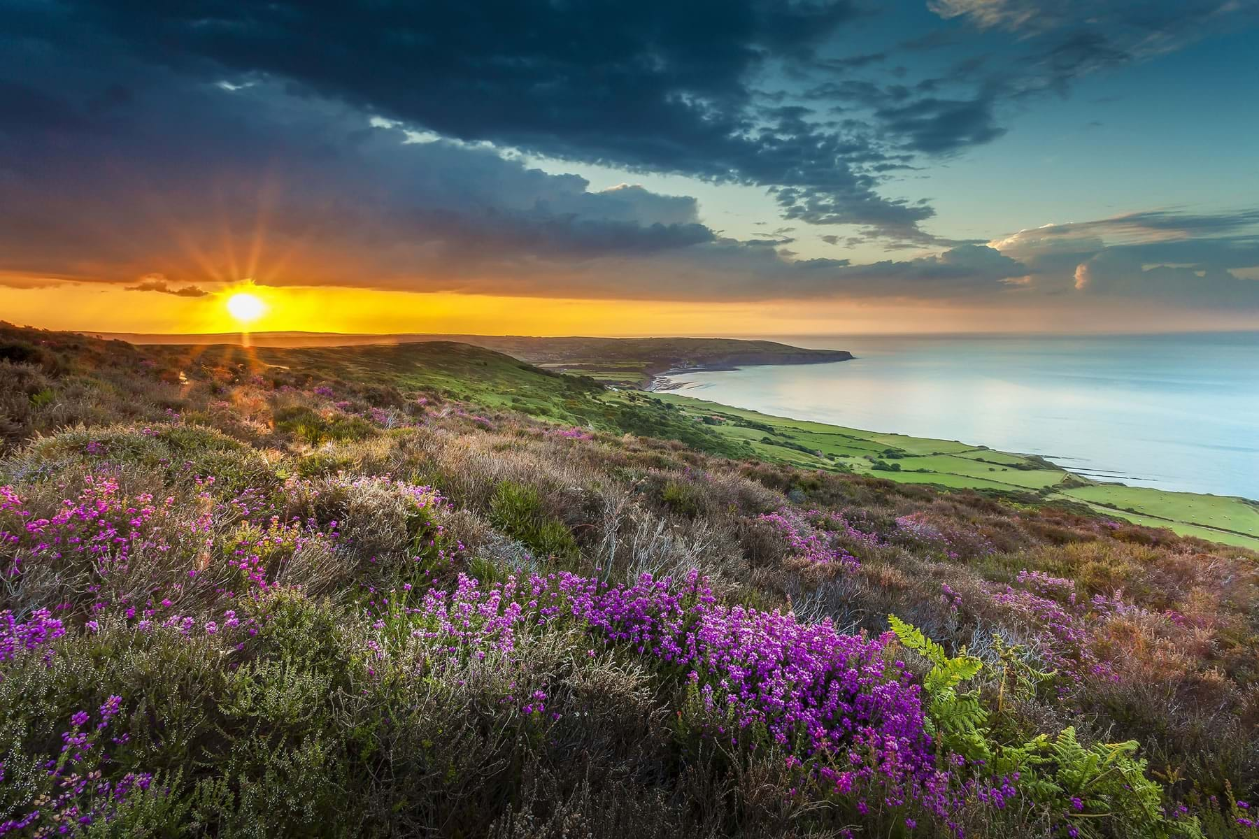 Best Places To Visit In A Campervan UK - North York Moors