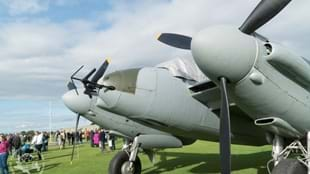 Against The Odds - Elvington at War Weekend