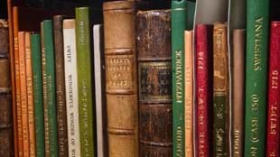 Old Books - A Modern Treasure Hunt