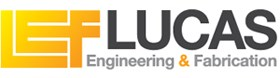 Lucas Engineering & Fabrication logo