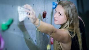 Bring your kids to ROKT for a climbing session during October half term and mums go free!