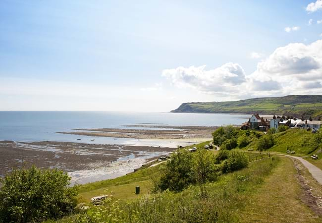 Yorkshire coast places welcome to yorkshire for Fun road trip destinations east coast