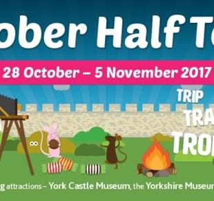 October Half Term at York Castle Museum