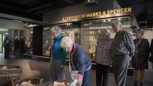 Marks in Time Exhibition – M&S Company Archive