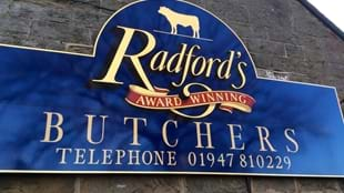 Radford's Butchers
