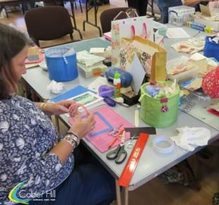 Crafty Cards with Shonagh Moore