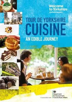 Tour de Yorkshire Cuisin - An Edible Journey