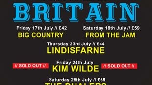 Lindisfarne LIVE at The Tan Hill Inn