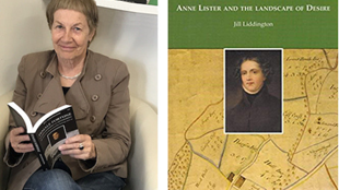 'Who Was the Real Anne Lister?' Talk and afternoon tea with award-winning writer Dr Jill Liddington
