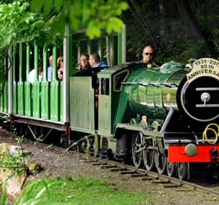 North Bay Miniature Railway