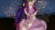 Adult Craft: Felt Fairies & Mermaids