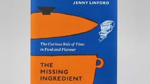 The Missing Ingredient with Jenny Linford - Talk and Lunch