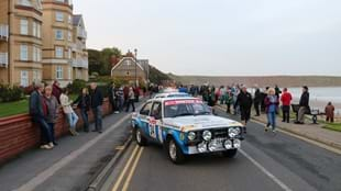 Trackrod Rally Yorkshire at Filey