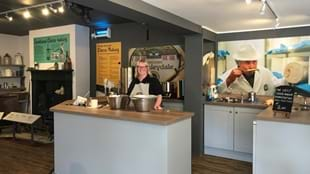 Free Entry Offer Wensleydale Creamery