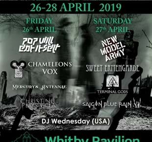 Tomorrow's Ghosts Festival April 2019