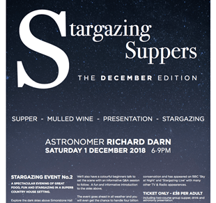 Stargazing Supper - December