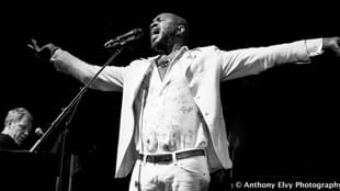 David McAlmont: Billie Holiday at Carnegie Hall