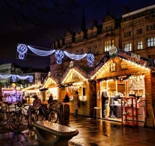 Sheffield Christmas Market