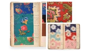 The Pattern Exhibition: 100 Years of Textile Designs and Fabric Samples from Two Private Collections