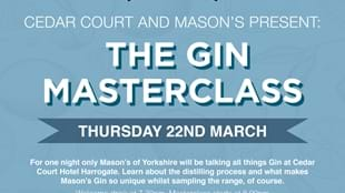 The Gin Masterclass