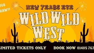 Wild Wild West Themed New Years Eve