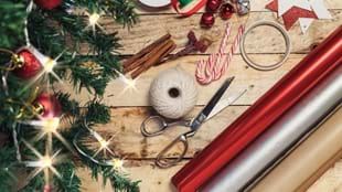 Christmas Giftwrapping Workshop