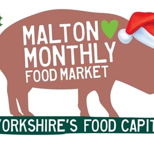 Malton Christmas Food and Gift Market 2018