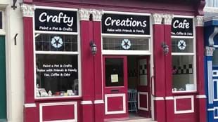 Crafty Creations Cafe
