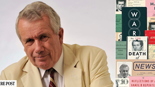 Martin Bell: Literary Lunch