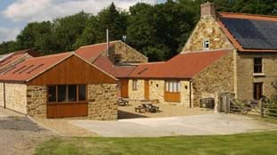 Water Hall Farm Cottages