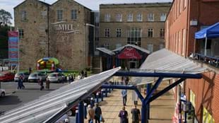 The Mill Batley, Factory Outlet Shopping