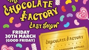 Chocolate Factory Cast Show at Thornton Hall Farm