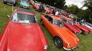 HISTORIC VEHICLE RALLY