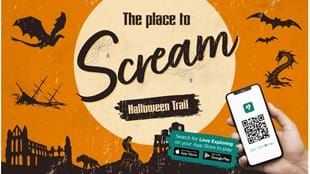 Scarborough Halloween Trail
