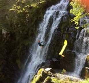 A Canyoning Experience Day