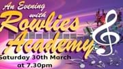 An Evening Rowlies Academy