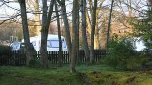 Bolton Abbey Estate Caravan Club Site - CAMC