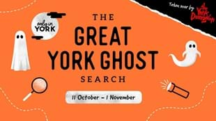 The Great York Ghost Search