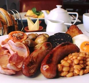 The Lowther Hotel's Award Winning Breakfast